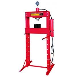 30 Ton Shop Press Hydraulic / Pneumatic (bts30t)