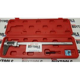 H/D Steel Caliper 6'' MM/SAE in case (bt1206)