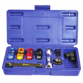 Astro Tools 8pc. Fuel & Transmission Line Disconnect Tool Set 7892