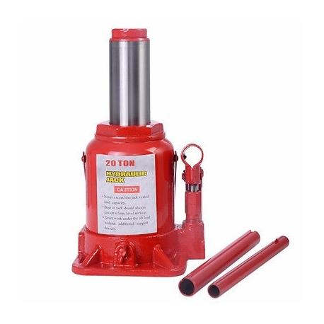 20 Ton Low Profile Multi-Positional Hydraulic Bottle Jack bj20tlp