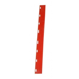 87084841- Floor Squeegee Refill 24in Red 841 Series HD Mallory 841R-24