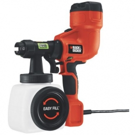 Black & Decker HVLP Paint Sprayer BDPH200B