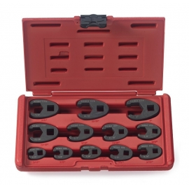 Crowfoot Wrench Set - SAE | 12 Pc 03323a