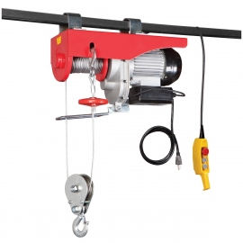 Electric Hoist 750/1500 Lbs Capacity (500144)