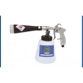 HCL-01-A Black Tornador automobile cleaning gun with brush