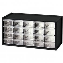 20 Drawers Plastic Parts Cabinet LDS1010034