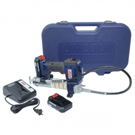 20-Volt Lithium Ion PowerLuber Kit (Dual Battery) LIN1884