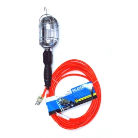 727212- Work Light 120V 25ft Cord Neon Orange