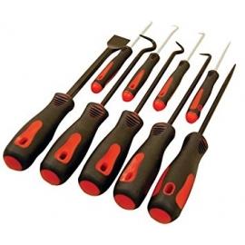 BT01118 - 9 pc scraper, hook and pick tools
