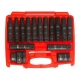 BT01853 - 16 pc impact socket driver set