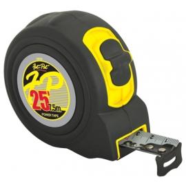 100030- Measuring Tape 25ft/7.5m x 1in (SAE&Metric)