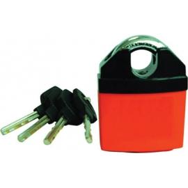 101021- Padlock Steel Shackle Protected 55mm
