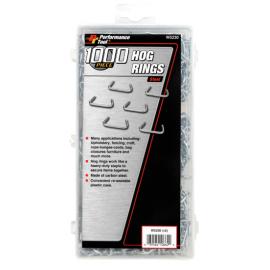 1000 Piece Steel Hog Rings w5230