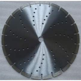 14'' Laser welded segmented diamond blade with cooling hole PD2013
