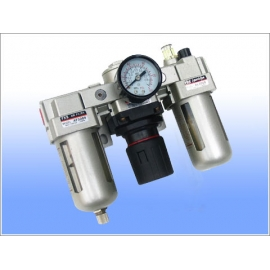3/4 inch Drive Industrial Grade Oiler, Regulator and Water Separator (AC5000)